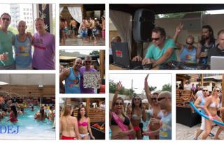 DEJ @SISU Pool Party
