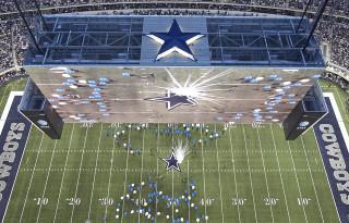 The Dallas Cowboys will kick off their 2014 campaign at home versus the San Francisco 49ers on September 7, 2014.