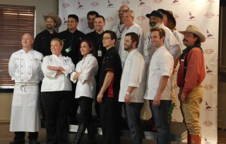 Fort Worth Food and Wine Chefs