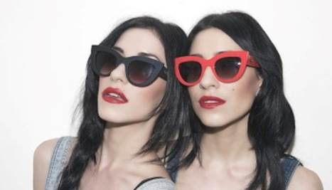 The lovely Veronicas