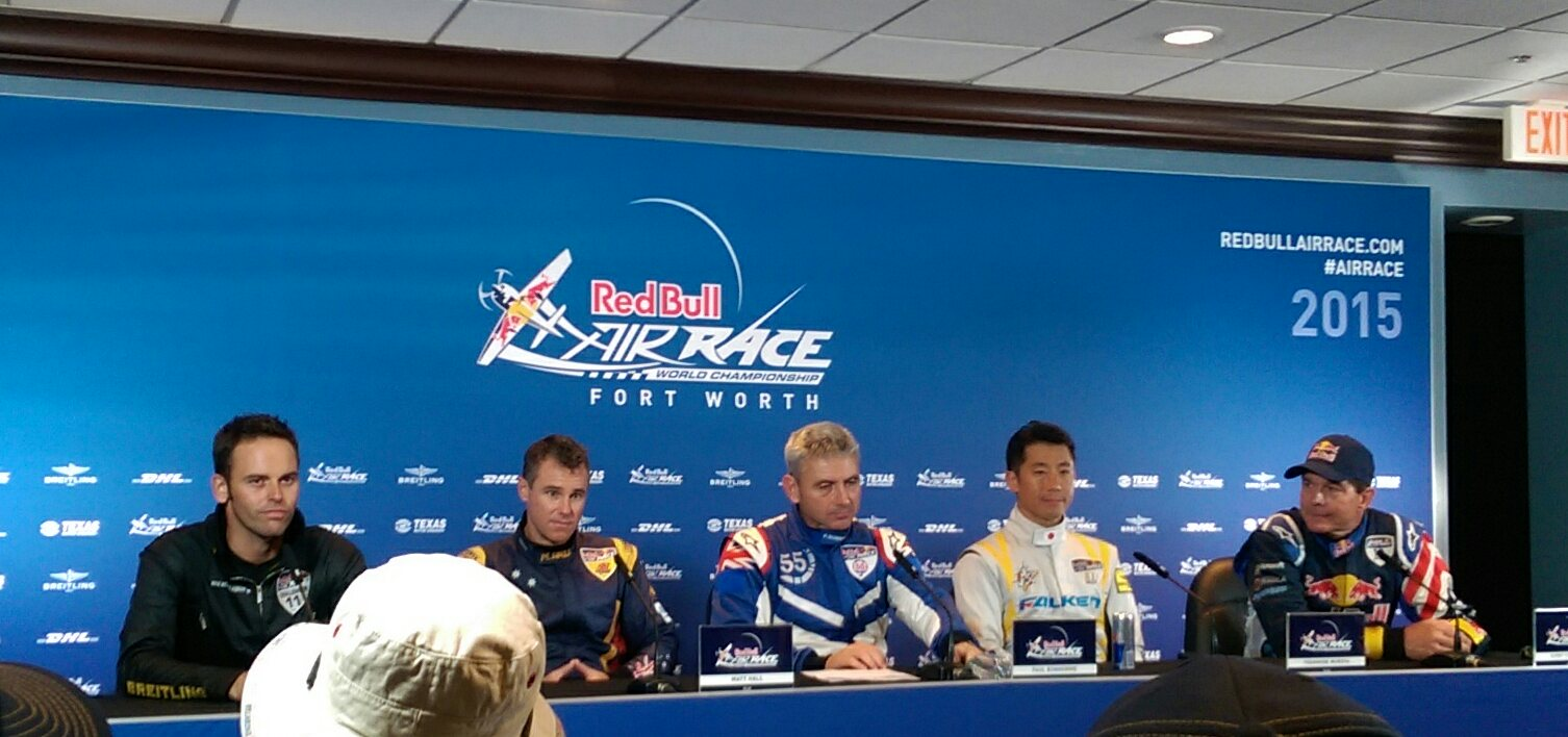 Red Bull Press Conference