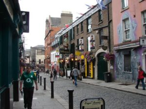 Dublin Teal Gray
