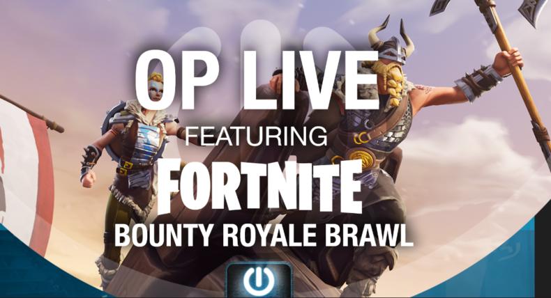 Bounty Royale OP Live